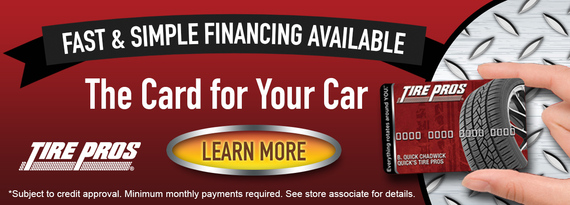 Fast & Simple Financing Available